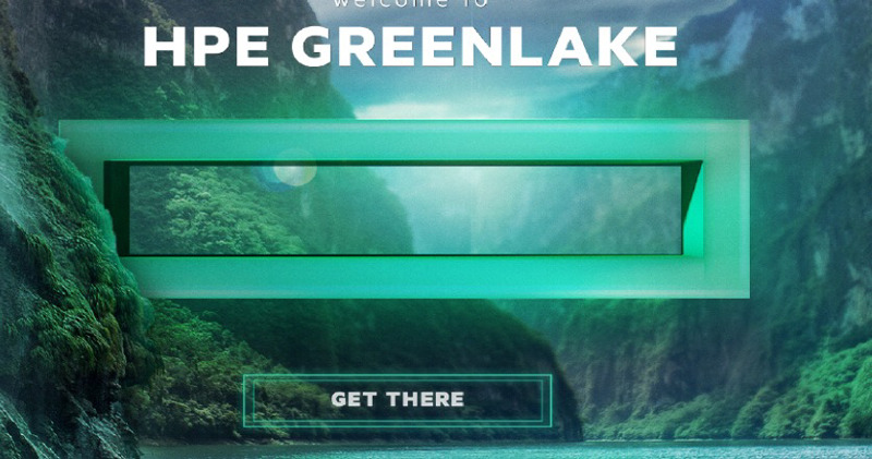 HPE GreenLake Flex Capacity for partners Very Large